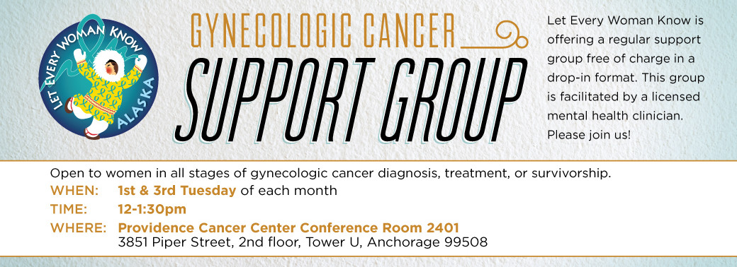Gynecologic Cancer Support Group
